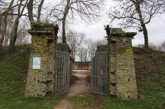 Ancienne redoute du Tôt - Français:   fort du Tôt, Cherbourg-en-Cotentin, Manche