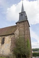 Eglise Saint-Barthélémy -  Église Saint-Barthélémy de L'Aigle (Eure, Normandie, France)
