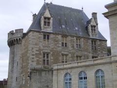 Ancien château - Français:   Château des ducs d\'Alençon