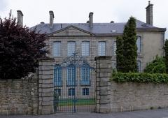 Hôtel Libert - Français:   Hôtel Libert, Alençon.
