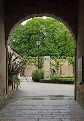 Maison d'Ozé - Nederlands: Alençon (Frankrijk): Maison d'Ozé - de tuin