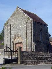 Chapelle Saint-Gervais -  chapelle st gervais st prothais briouze 61220