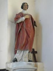 Chapelle Saint-Gervais -  Statue de St Prothais, Briouze