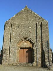 Chapelle Saint-Gervais -  Chapelle_Saint_Gervais_Briouze_façade