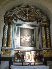Chapelle Saint-Gervais -  Choeur chapelle de Briouze (Orne)