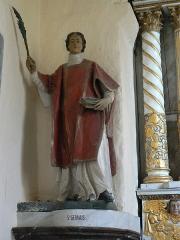 Chapelle Saint-Gervais -  Saint Gervais, Briouze (orne)