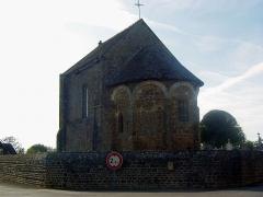 Chapelle Saint-Gervais -  chapelle st gervais st prothais briouze61220