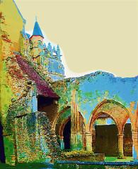 Eglise Notre-Dame - English: Ecouche church