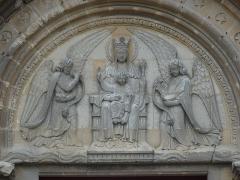 Eglise Notre-Dame de l'Assomption - Français:   Églises de La Ferté-Macé