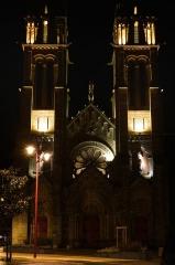 Eglise Notre-Dame de l'Assomption - Français:   église Notre-Dame de l\'assomption. Travail personnel, Arnaud Radigue.