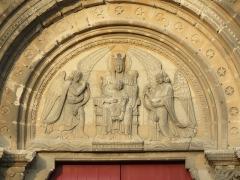 Eglise Notre-Dame de l'Assomption - Français:   Église Notre-Dame-de-l\'Assomption de la Ferté-Macé.