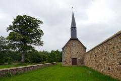 Ancien manoir de la Chaslerie - English: La Haute-Chapelle, Orne, France. Manoir de la Chaslerie