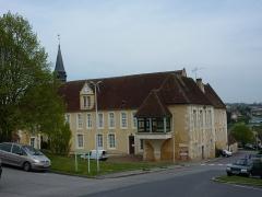 Ancien couvent des Clarisses de Saint-François - Français:   Couvent Saint François, dans le Centre Hospitalier de Mortagne au Perche.