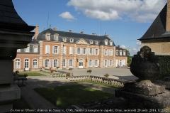 Domaine du château de Sassy -  <a href=