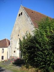 Chapelle de Clémencé - English: A chapel in Saint-Cyr-la-Rosière, Orne, France.