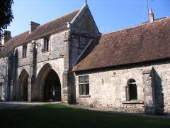 Ancienne abbaye -  Abbaye(Saint-Evroult-Notre-Dame-du-Bois, Orne ,France)