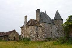 Manoir de Loraille - Français:   Saint-Roch-sur-Égrenne, Orne, France. Manoir de Loraille.
