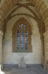 Chapelle Saint-Rémy - English: Interior St Rémy's church in Tinchebray Orne 61 France