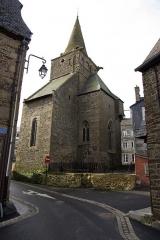 Chapelle Saint-Rémy - English: St Rémy's church in Tinchebray Orne 61 France