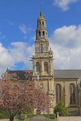 Eglise Saint-Patrice - Deutsch: Kirche
