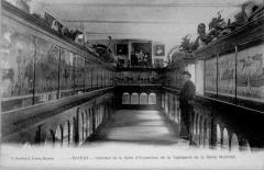 Ancien palais épiscopal, actuellement Hôtel de ville - English: Bayeux la Galerie Mathilde