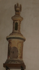 Eglise - Français:   tabernacle portable du XVIIè siècle