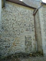 Eglise Saint-Pierre - Français:   Mur nord du choeur de l\'église de Boulon