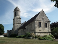 Ancienne chapelle du Saint-Sépulcre -  Collégiale du Saint-Sépulcre, Caen, France