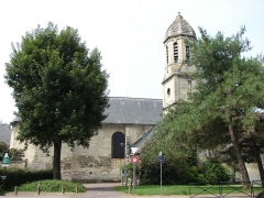 Ancienne chapelle du Saint-Sépulcre -  Collégiale du Saint-Sépulcre de Caen, Caen, Basse - Normandie, France
