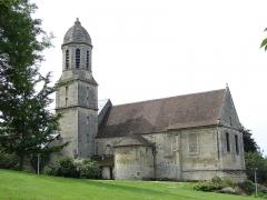 Ancienne chapelle du Saint-Sépulcre -  Collégiale du Saint-Sépulcre de Caen, Caen, Lower Normandy, France