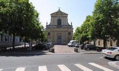 Eglise Notre-Dame ou de la Gloriette -  Notre Dame de la Gloriette, Caen