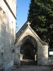 Eglise Saint-Ouen - Français:   église Saint-Ouen de Caen, portail