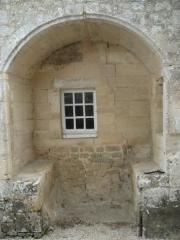 Château de Colombières - Français:   Poste de garde du Château de Colombières