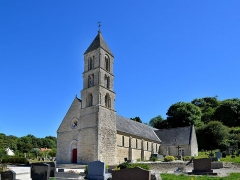 Eglise Notre-Dame - Français:   Commes (Calvados)