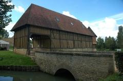 Ancien manoir - English: Castle of Crèvecœur-en-Auge
