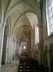 Eglise Notre-Dame de Guibray -  Calvados Falaise Eglise Notre Dame De Guibray Bas Cote Droit 06062016