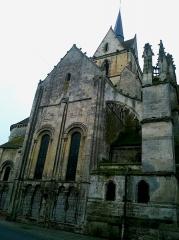Eglise Notre-Dame de Guibray -  Calvados Falaise Eglise Notre Dame De Guibray Transept Nord 06062016
