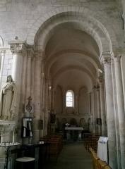 Eglise Notre-Dame de Guibray -  Calvados Falaise Eglise Notre-Dame De Guibray Chapelle 06062016