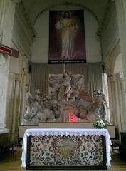 Eglise Notre-Dame de Guibray -  Calvados Falaise Eglise Notre-Dame De Guibray Choeur 06062016