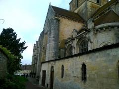 Eglise Notre-Dame de Guibray -  Calvados Falaise Eglise Notre-Dame De Guibray Transept Sud 06062016