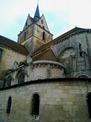 Eglise Notre-Dame de Guibray -  Calvados Falaise Eglise-Notre Dame De Guibray Chevet 06062016