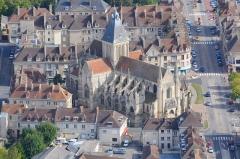 Eglise Saint-Gervais-Saint-Protais - Français:   Église Saint-Gervais de Falaise, Calvados (14700), France.