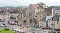 Eglise de la Trinité - Eglise la Trinite Falaise Calvados