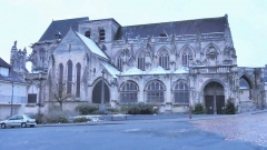 Eglise de la Trinité - EGLISE_LA_TRINITE_133.JPG FALAISE 14700 CALVADOS
