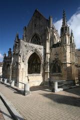 Eglise de la Trinité -  Église de la Trinité de Falaise (Calvados, France)