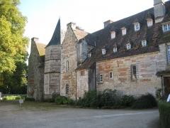 Domaine de Fervaques (également sur commune de Cheffreville-Tonnencourt) - English: Castle of Fervaques, Calvados, France