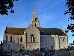 Eglise du Fresne - Français:   Le Fresne-Camilly (Calvados)