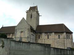 Eglise Saint-Clair - Français:   Église Saint-Clair d\'Hérouville-Saint-Clair (Calvados, France) dont la première travée du chœur est inscrite (ISMH, 26/11/1928)