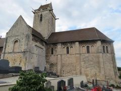 Eglise Saint-Clair - Français:   Église Saint-Clair d\'Hérouville-Saint-Clair.