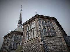 Eglise Sainte-Catherine - Église Sainte-Catherine, Honfleur